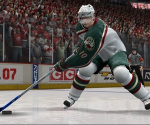NHL 07 Screenshots