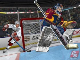 NHL 2K6 Screenshot from Shacknews