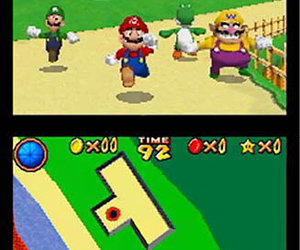 Super Mario 64 DS Chat