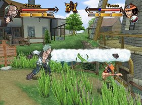One Piece: Grand Adventure Screenshot from Shacknews