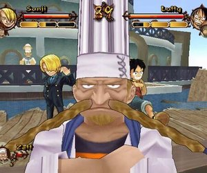 One Piece: Grand Adventure Files