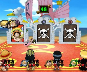 One Piece: Pirates' Carnival Chat