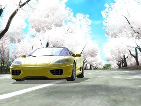 Outrun 2006 Coast 2 Coast Screenshot from Shacknews