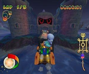 Pac-Man World Rally Screenshots