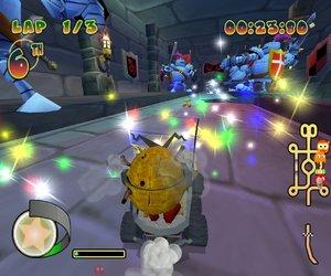 Pac-Man World Rally Videos