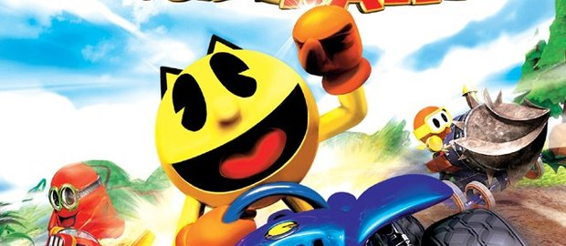 Pac-Man World Rally News