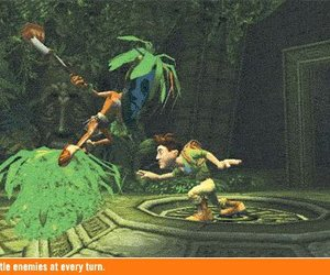 Pitfall: The Lost Expedition Videos