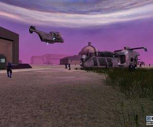 PlanetSide Screenshots