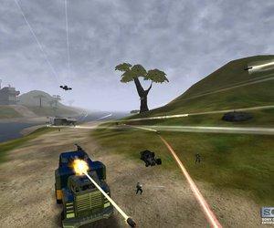 PlanetSide Screenshots