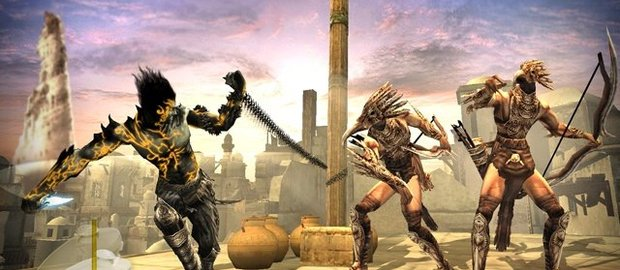 Prince of Persia Rival Swords News