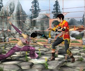 Virtua Fighter 5 Files