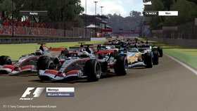 Formula 1: Championship Edition Screenshot from Shacknews
