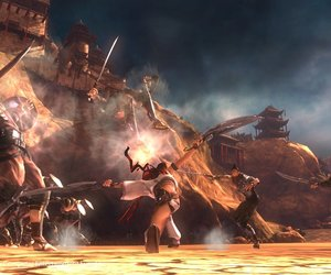 Heavenly Sword Screenshots