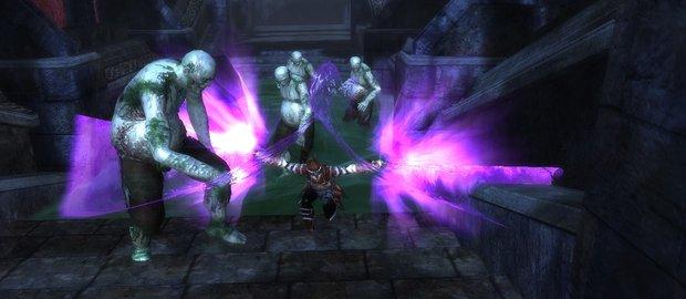 Untold Legends: Dark Kingdom News