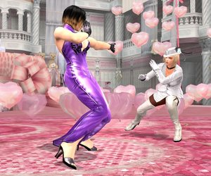 Tekken 5: Dark Resurrection Chat
