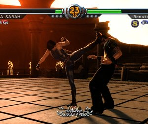 Virtua Fighter 5 Chat