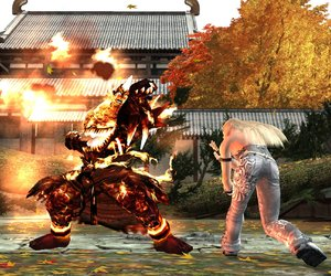 Tekken 5: Dark Resurrection Files