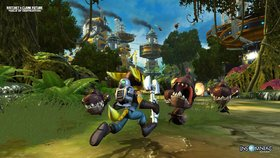 Ratchet & Clank Future: Tools of Destruction Screenshot from Shacknews