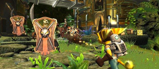 Ratchet & Clank Future: Tools of Destruction News