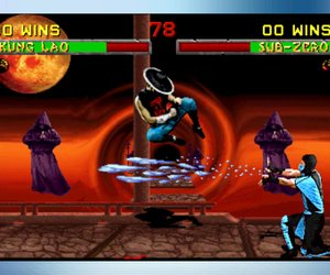 Mortal Kombat II Files