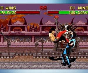 Mortal Kombat II Files