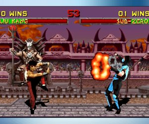 Mortal Kombat II Chat