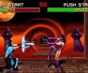 Mortal Kombat II Screenshots