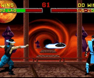 Mortal Kombat II Screenshots