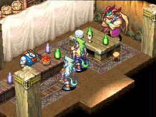 Breath of Fire III Files