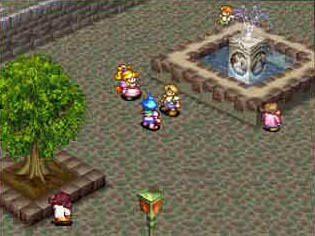 Breath of Fire III Chat
