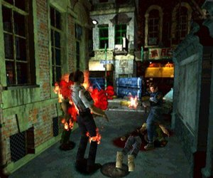 Resident Evil 2 Chat