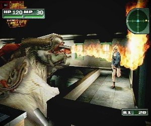 Parasite Eve Screenshots