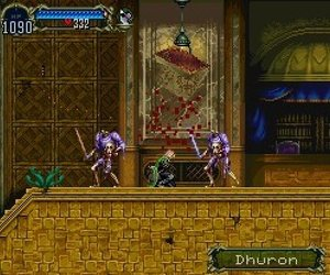 Castlevania: Symphony of the Night Chat