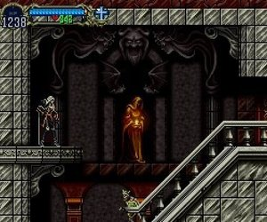 Castlevania: Symphony of the Night Screenshots