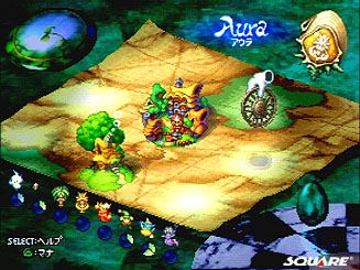 Legend of Mana Screenshots
