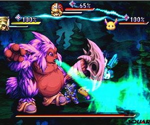 Legend of Mana Chat