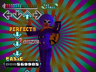 Dance Dance Revolution Konamix Videos