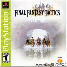 Final Fantasy Tactics Files