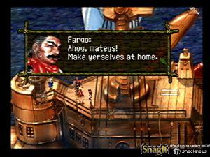 Chrono Cross Chat