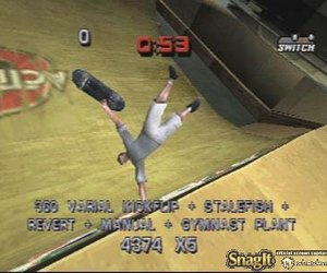 Tony Hawk's Pro Skater 3 Files