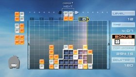 Lumines: Puzzle Fusion Screenshot from Shacknews
