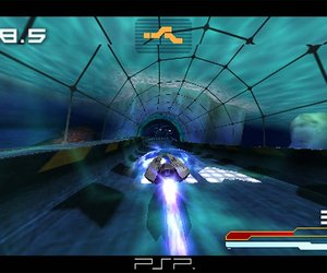Wipeout Pure Screenshots