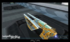 Wipeout Pure Screenshot from Shacknews