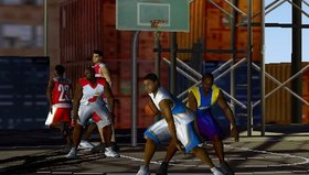 NBA Street Showdown Screenshot from Shacknews