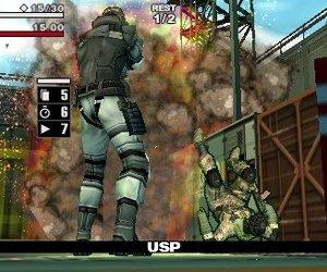 Metal Gear Acid 2 Files