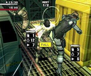Metal Gear Acid 2 Chat