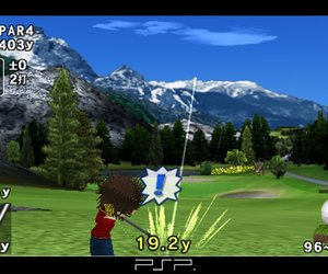 Hot Shots Golf: Open Tee Screenshots