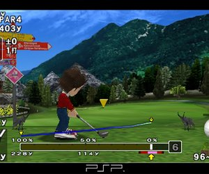 Hot Shots Golf: Open Tee Videos
