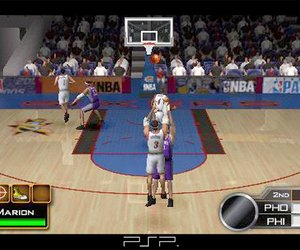 NBA 06 Screenshots