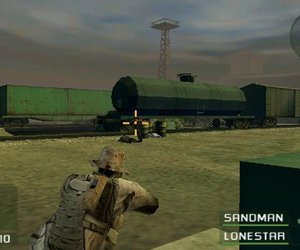 SOCOM: U.S. Navy SEALs: Fire Team Bravo Screenshots